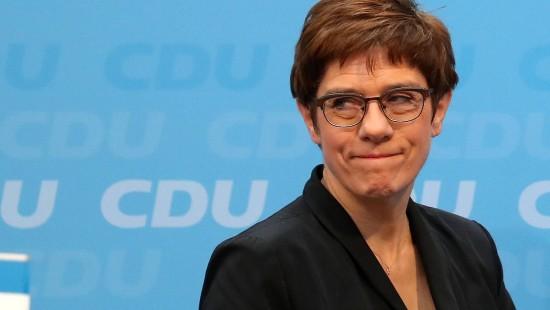 CDU-Spitze streitet über Umgang mit Linkspartei