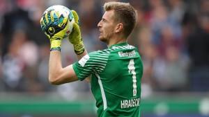 Dortmund hat Interesse an Hradecky