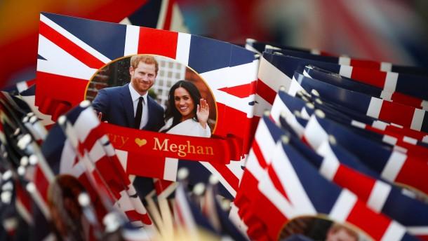 Warum Meghan Markle nicht allen Briten passt