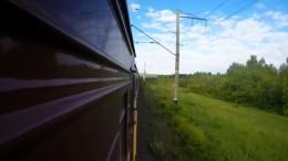 Durch Russland mit der Eisenbahn