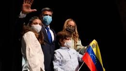 """""""Maduro ist ein Mörder"""""""