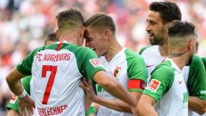 Augsburgs Schmidt hat Frankfurt weiter lieb