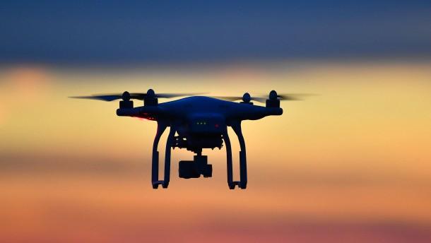 Mehr illegale Drohnenflüge seit Corona-Pandemie