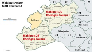 SPD bezeichnet Wahlkreisreform als Wahlmanipulation
