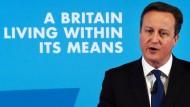 Widerstand gegen Camerons Überwachungspläne