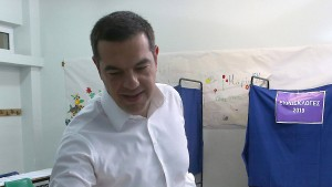 Ministerpräsident Tsipras droht der Machtverlust