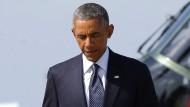 Obama schickt 350 zusätzliche Soldaten nach Bagdad