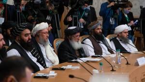 Lawrow: Taliban bemühen sich um Stabilität in Afghanistan