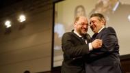 Gabriel und Schulz begrüßen Wilders Niederlage