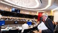 Der Präsidet der EU-Kommission, Jean-Claude Juncker, am Dienstag in Straßburg
