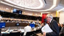 Zum ersten Mal wurde ein Haushaltsentwurf abgelehnt