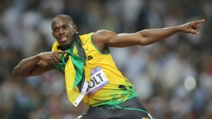 Bolts Doppelsieg - Rudishas Weltrekord
