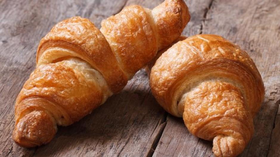 wie schreibt man croissants