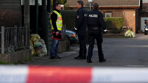 Mutter starb durch Schussverletzung