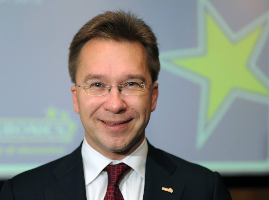 Euronics-Vorstandssprecher Benedict Kober setzt auf das Smart Home.