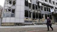 Kiew stoppt alle staatlichen Leistungen in Rebellengebieten