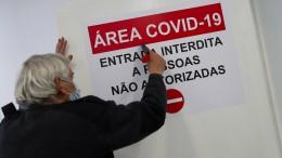 Weltweit mehr als 100 Millionen Corona-Infektionen verzeichnet