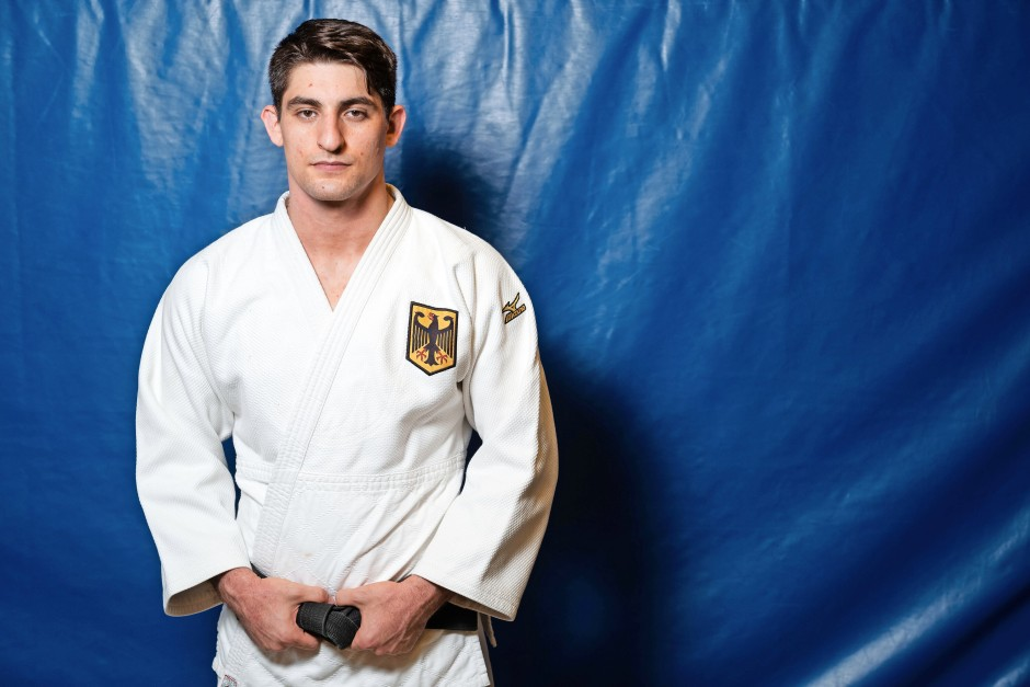 Judo: Eduard Trippel, 24 Jahre