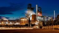 Thyssen-Krupp leidet unter der aktuell schwachen Konjunktur.