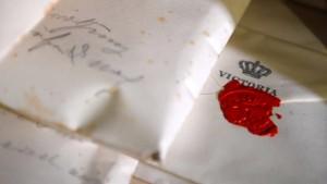 Briefschatz der letzten deutschen Kaiserin gefunden