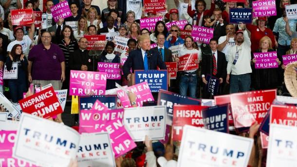 Wie Swing States und Wahlmänner über den Sieger entscheiden