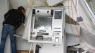 Bundeskriminalamt warnt vor Angriffen auf Geldautomaten