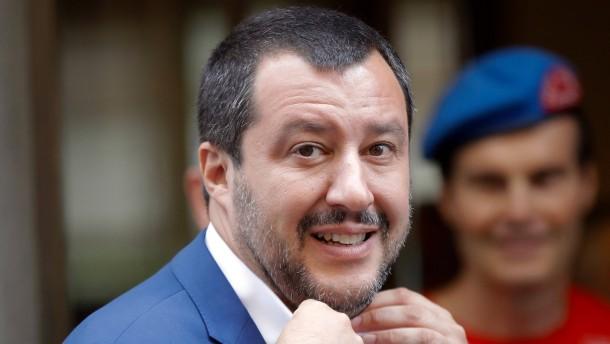 Italiens Rechtsnationalen droht die Pleite