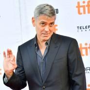"""""""Soll angeblich sieben Nannys haben"""": George Clooney"""