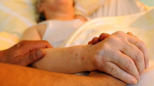 Kritik von allen Seiten an geplantem Sterbehilfe-Gesetz