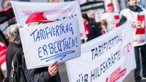 Einigung bei Tarifverhandlungen für Landesbeschäftigte