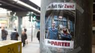 Niedrige Wahlbeteiligung: Das Frankfurter Gallusviertel gehört in Frankfurt oft zu den Schlusslichtern bei der Beteiligung an Wahlen.