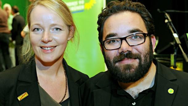 Neue Grünen-Spitze gewählt