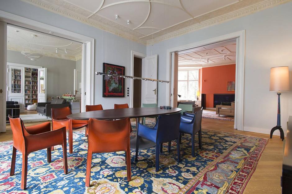 Immobilien Unternehmer Karl Ulrich Ansorgs Wohnung In Berlin