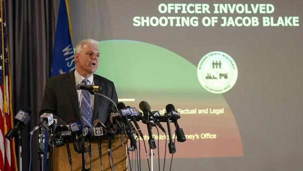 Polizist nach Schüssen auf Schwarzen freigesprochen