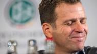 Bierhoff will nicht DFB-Präsident werden