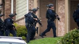 Nackter Angreifer erschießt vier Menschen in Nashville