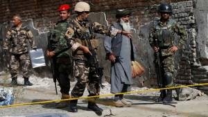 Tote bei Anschlag auf Armeebus in Kabul