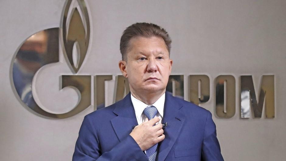 Seit 20 Jahren Chef von Gazprom und treuer Weggefährte des russischen Präsidenten Wladimir Putin: Alexej Miller.