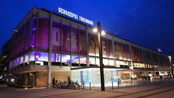 Schauspiel, Oper, Monsonturm und Alte Oper vorerst zu
