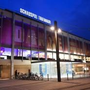 Die Städtischen Bühnen in Frankfurt