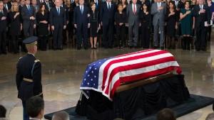 Washington nimmt Abschied