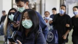 Auch Nachbarstadt Wuhans isoliert
