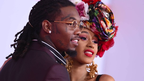 Cardi B reicht Scheidung von Rapper Offset ein