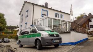 Vier Reichsbürger bei der bayerischen Polizei