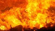 Verbrannt: Unternehmer Gurdulic will in jedem Fall eine Abfallverbrennungsanlage bauen. (Symbolbild)