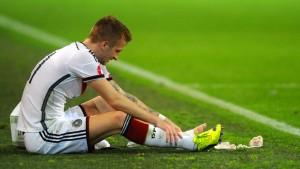 Vierwöchige Zwangspause für Marco Reus