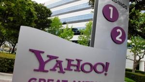 Yahoo trennt sich von Alibaba