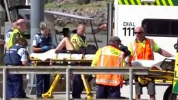 Acht Menschen nach Vulkanausbruch vermisst