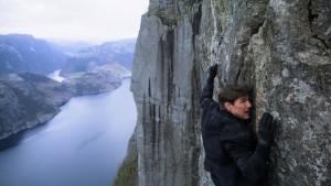 Voller Einsatz von Tom Cruise