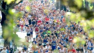 Marathon-Stadt: Am Sonntag wird es voll auf den Straßen in und um Mainz.